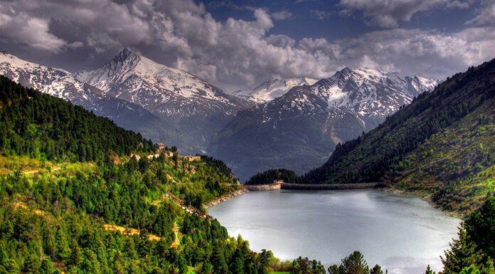 مناطق طبیعت گردی ایران