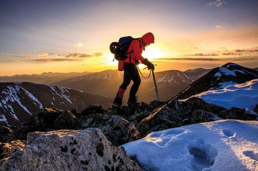 فواید کوهنوردی برای بدن