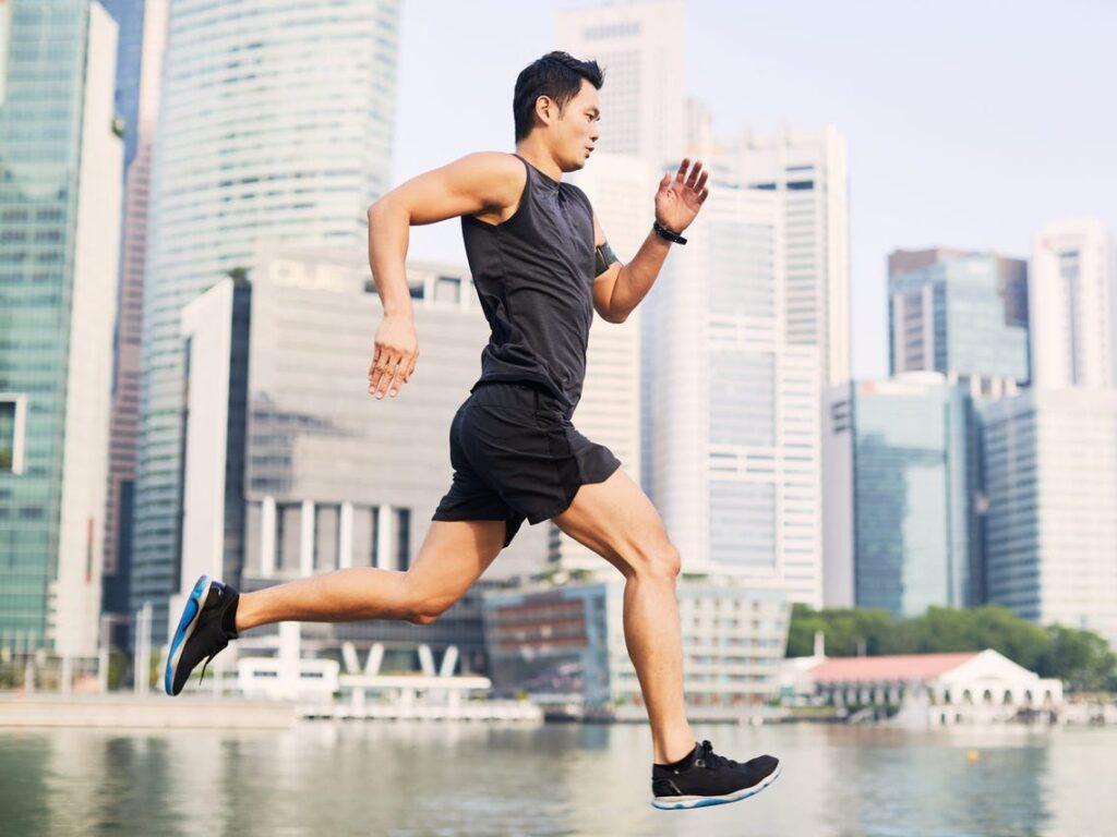 فرم صحیح استفاده از ساق پا در هنگام پیاده روی و دویدن