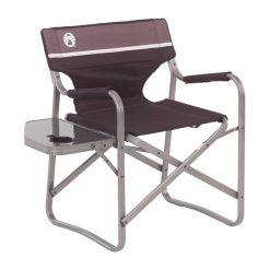 صندلی تاشو طبیعت گردی و کمپینگ کلمن Coleman Deck Chair with Side table 1 247x247 - صندلی طبیعت گردی و کمپینگ کلمن - Coleman deck chair with side table