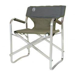 صندلی تاشو طبیعت گردی و کمپینگ کلمن - Coleman deck chair green 205470
