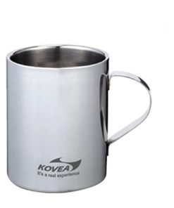 کووا دابل کاپ 300 Kovea Double Mug Cup 300 II 247x296 - لیوان کووا دابل کاپ 300 - KOVEA Double Mug Cup 300 II