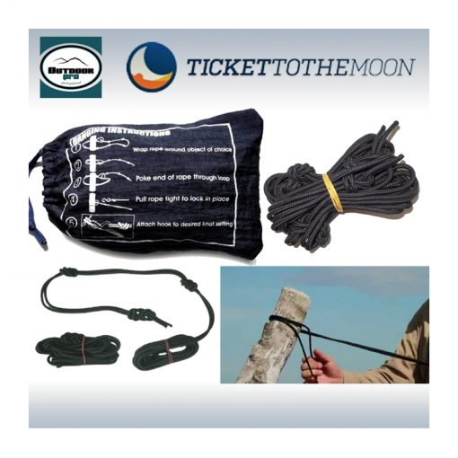 طناب گره ملوانی ننو تیکت تودمون – TicketToTheMoon Nautical Rope