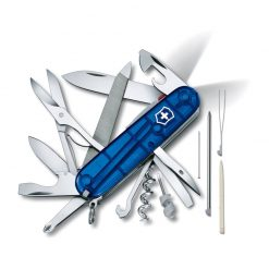 چاقوی جیبی 24 کاره آبی ویکتورینوکس – Victorinox Mountaineer Lite Swiss Army Knife Blue – 1.7945.T2