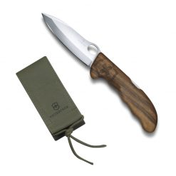 چاقوی شکاری چوبی تاشوی ویکتورینوکس – Victorinox Hunter Pro Wood – 0.9410.63