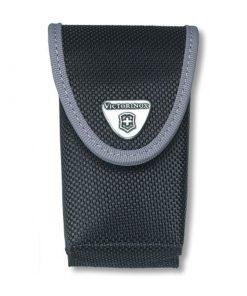 247x296 - کیف چاقو قهوه ای ویکتورینوکس برای چاقوهای شکاری 4 تا 6 لایه – Victorinox Nylon Belt Pouch - 4.0548