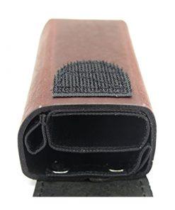 247x296 - کیف چاقو قهوه ای ویکتورینوکس برای سوییس تول اسپریت پلاس – Victorinox Leather Pouch For SwissTool Spirit Plus - 4.0832.L