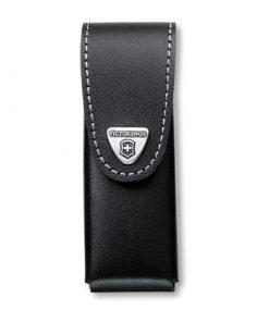 247x296 - کیف چاقو مشکی برای چاقوهای شکاری 6 لایه ویکتورینوکس – Victorinox Leather Case - 4.0524.3B1