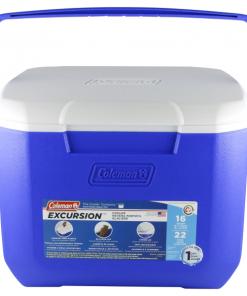 0076501380705 a1c1 0600 247x296 - جعبه خنک نگهدارنده 15 لیتری کلمن - Coleman Excursion Cooler 16 QT