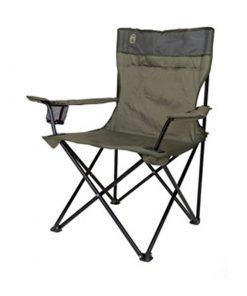 25839 247x296 - صندلی تاشو طبیعت گردی و کمپینگ کلمن - Coleman Standard Quad Chair
