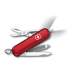 چاقوی 7 کاره کلاسیک قرمز ویکتورینوکس – Victorinox Signature Lite – 0.6226