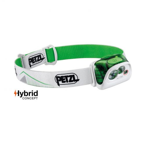 چراغ پیشانی پتزل مدل اکتیک Petzl Actik Multi-beam HeadLamp
