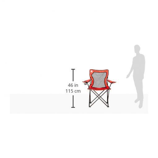 51O7JZ6T jL  SL1050  510x510 - صندلی تاشو طبیعت گردی و کمپینگ کلمن - Coleman Broadband Mesh Quad Chair