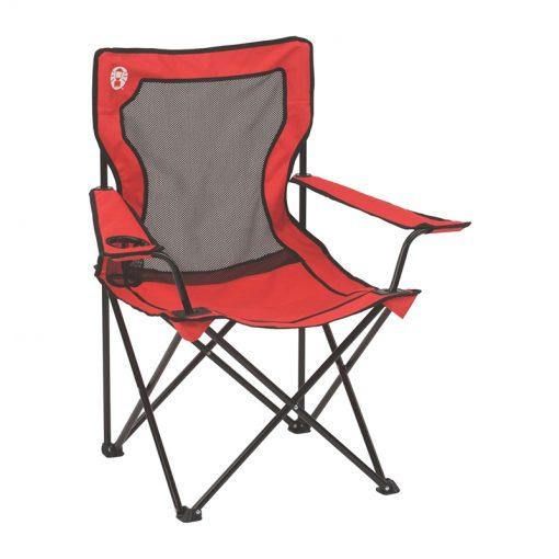 71X8adLx6oL  SL1500  510x510 - صندلی تاشو طبیعت گردی و کمپینگ کلمن - Coleman Broadband Mesh Quad Chair