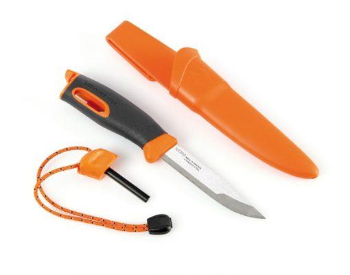 چاقو و سنگ چخماق سوئدی لایت مای فایر – Light My Fire Swedish FireKnife