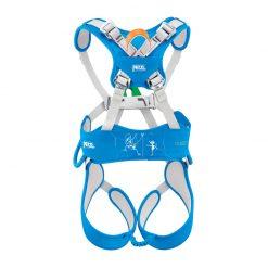 هارنس پتزل ویژه کودکان Petzl Ouistiti Full Body Climbing Harness