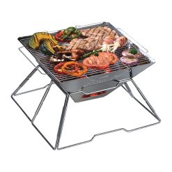 باربیکیو ذغالی کووا KOVEA Magic 1 Stainless BBQ