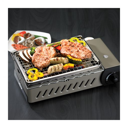 Dobisell باربیکیو3کاره گازی کووا Kovea KG0904PM Gas Stove 510x510 - باربیکیو گازی 3 کاره کووا KOVEA 3 Way All In One BBQ M