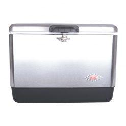 Dobisell جعبه خنک نگهدارنده کلمن Coleman Steel Belted 54Qt Cooler 247x247 - جعبه خنک نگهدارنده استیل کلمن - Coleman Steel Belted 54 Qt Cooler