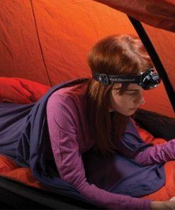 Liner05 247x296 - پتوی داخلی کیسه خواب فرینو - Ferrino Sheet Sleeping bag Pro Liner Mummy