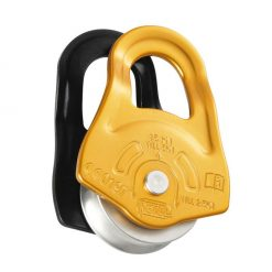 قرقره بلبرینگی پتزل مدل پارتنر Petzl Partner Compact Pulley