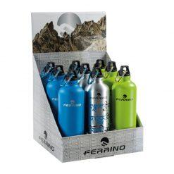 قمقمه 0.75 لیتری فرینو Ferrino Alu Drink Flip 0,75L