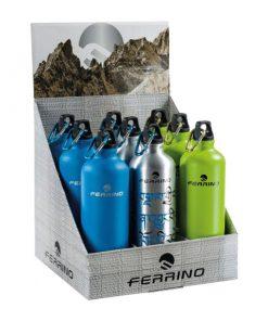 S16 0 79195 1 247x296 - قمقمه 0.75 لیتری فرینو - Ferrino Alu Drink LT 0,75 Flip