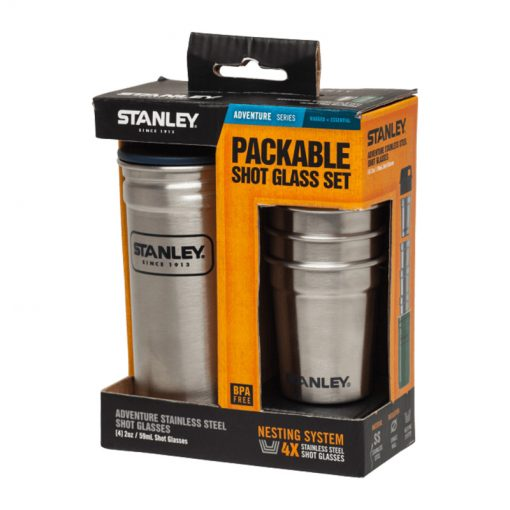 ست شات استنلی Stanley Adventure Stainless Steel Shot Glasses