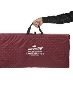 ce71e2 247x296 - زیرانداز آکاردئونی بزرگ کووا Kovea Camp Mat 160