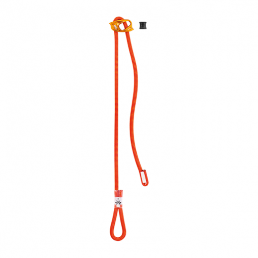connect adjast petzl 510x510 - لنیارد (خود-حمایت) پتزل Petzl CONNECT ADJUST
