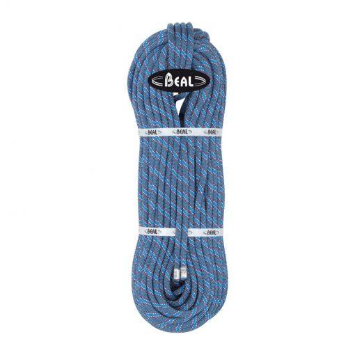 flyer II 102 petrol blue 510x510 - طناب بئال دینامیک Beal Flyer|| 10.2mm *50 m DryCover