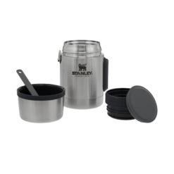 فلاسک غذای استیل با قاشق استنلی Stanley Adventure Vacuum Food Jar 532ml