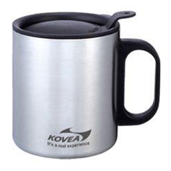 kovea double mug cup 220 II لیوان استیل کووا 247x247 - لیوان کووا دابل کاپ 220 - KOVEA Double mug Cup 200 II