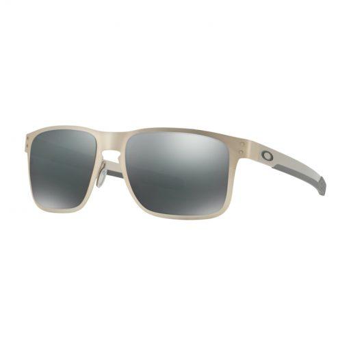 main OO4123 0355 holbrook metal matte silver black iridium 001 115240 png hero 510x510 - عینک آفتابی اوکلی هولبروک متال - Oakley Holbrook Metal  OO4123-0355