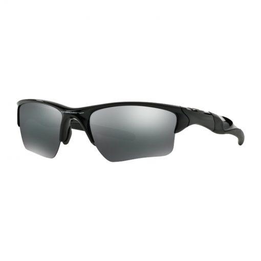 main OO9154 01 half jacket 2 polished black black iridium 001 66751 png herosm copy 510x510 - عینک آفتابی اوکلی - Oakley Half Jacket 2.0 Black Iridium lens