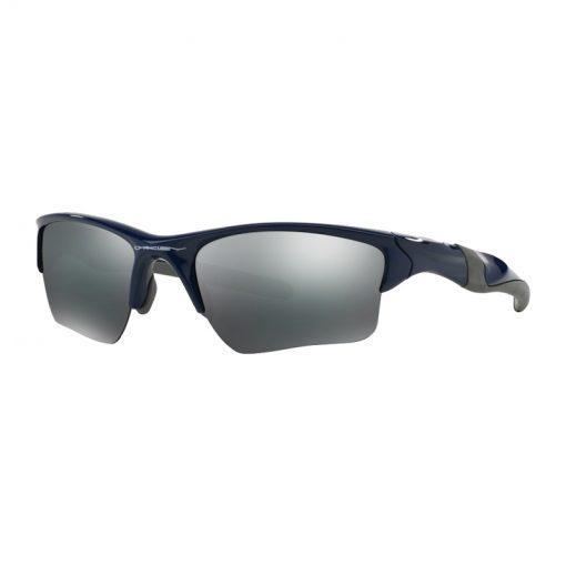 main OO9154 24 half jacket 2 polished navy black iridium 001 66899 png hero copy 510x510 - عینک آفتابی اوکلی - Oakley Half Jacket 2.0 Black Iridium lens