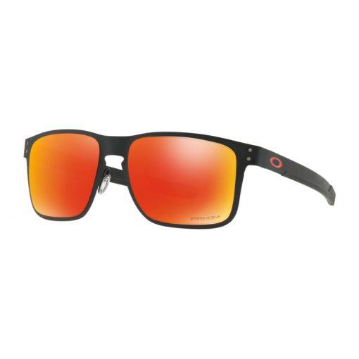 main oo4123 1255 holbrook metal matte black prizm ruby 001 122679 png hero 510x510 - عینک آفتابی اوکلی هولبروک متال - Oakley Holbrook Metal OO4123-1255