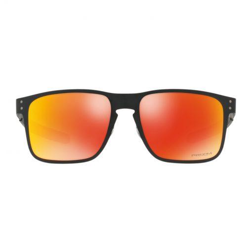 main oo4123 1255 holbrook metal matte black prizm ruby 010 122680 png hero 510x510 - عینک آفتابی اوکلی هولبروک متال - Oakley Holbrook Metal OO4123-1255