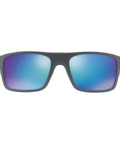 main oo9367 0660 drop point matte dark grey prizm sapphire polarized 010 118744 png hero 247x296 - عینک ورزشی اوکلی مدل دراپ پوینت - Oakley Drop Point