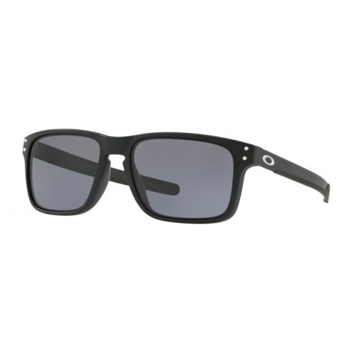 main oo9384 0157 holbrook mix matte black grey 001 125606 png hero 510x510 - عینک آفتابی چندمنظوره اوکلی مدل هول بروک میکس - Oakley Holbrook Mix