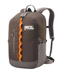 petzl bug grey 247x296 - کوله پشتی سنگ نوردی باگ Petzl BUG