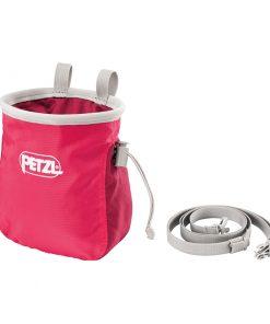 saka petzl Chalk bag 247x296 - کیسه پودر پتزل مدل ساکا Petzl SAKA
