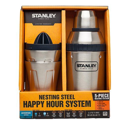 stanley Adventure happy hour 2x system3 - ست شیکر استنلی Stanley Adventure happy hour 2x system 591ml