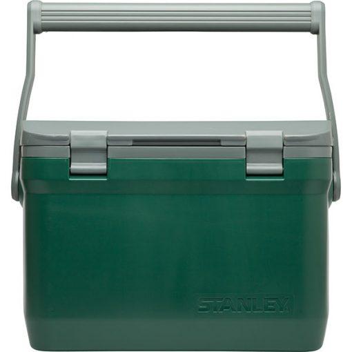 stanley adventure cooler 16qt green MAIN 510x510 - جعبه خنک نگهدارنده استنلی - Stanley Advanture Cooler 16qt