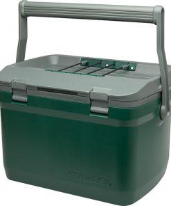 stanley adventure cooler 16qt green PT01 247x296 - جعبه خنک نگهدارنده استنلی - Stanley Advanture Cooler 16qt