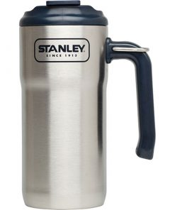 stanley adventure steel travel mug 16oz 1 247x296 - ماگ دسته دار استیل 1.5 ساعته استنلی - Stanley Adventure Steel Travel Mug