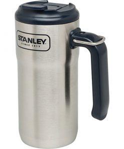 stanley adventure steel travel mug 16oz 2 247x296 - ماگ دسته دار استیل 1.5 ساعته استنلی - Stanley Adventure Steel Travel Mug