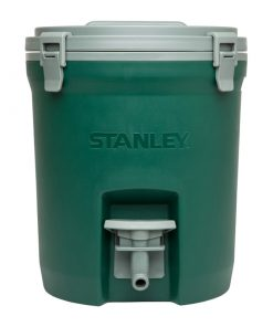 stanley adventure water jug 2 gallon green MAIN 247x296 - جعبه خنک نگهدارنده شیردار استنلی - Stanley ADVENTURE WATER JUG