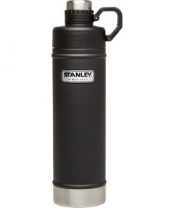 stanley classic vacuum insulated water bottle 25oz 1 247x296 - قمقمه سرد نگهدارنده کلاسیک استنلی - Stanly Classic Vacuum Water Bottle 25oz