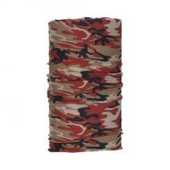 دستمال سر و گردن وینداکستریم Wind x-treme Camouflage Red